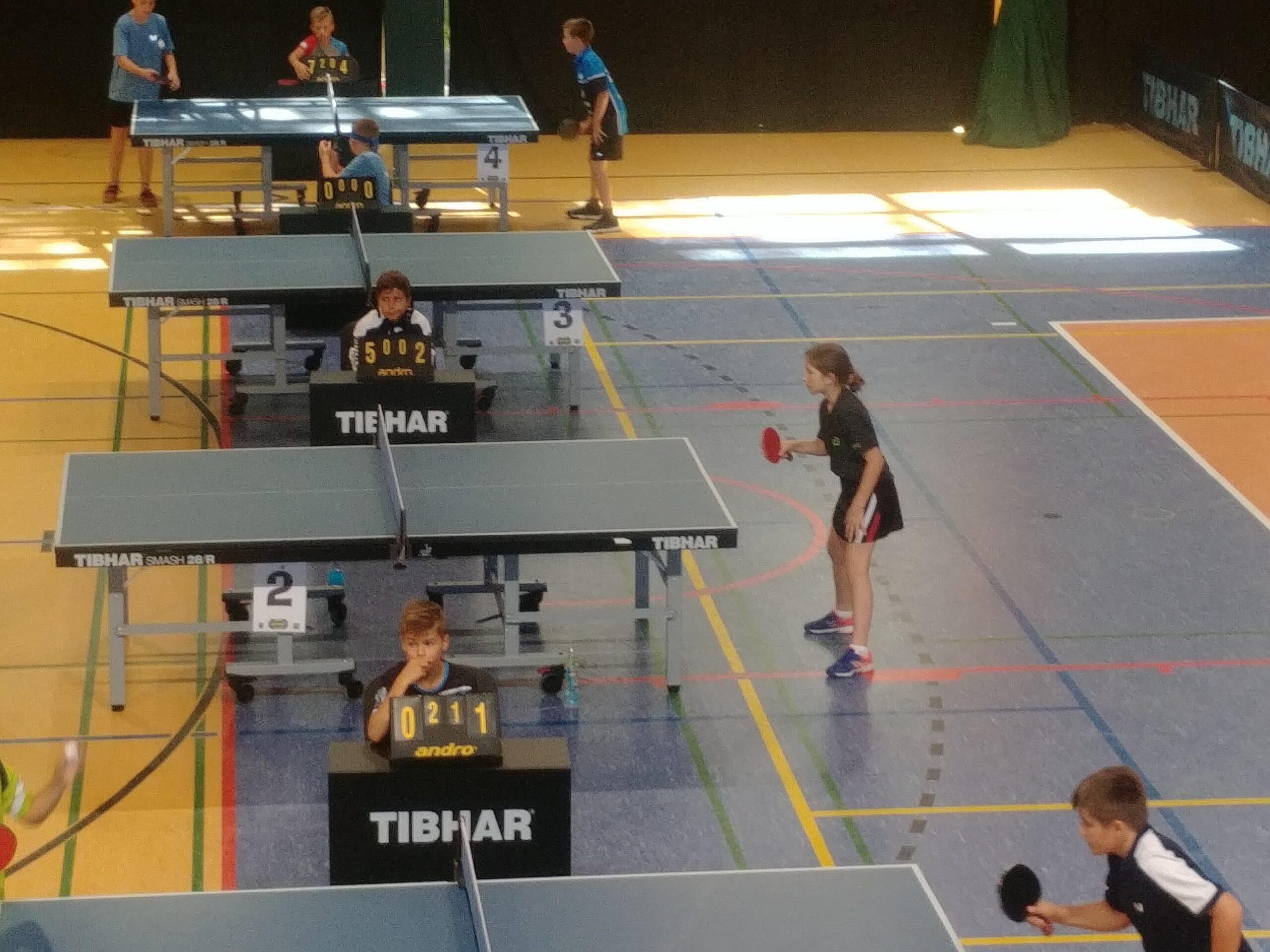 Read more about the article Relacja z I WTK MŁODZICZEK I MŁODZIKÓW w tenisie stołowym.