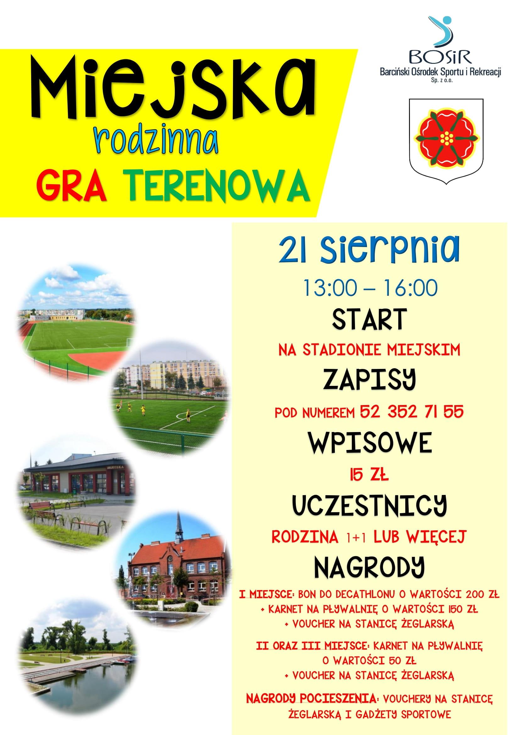 Read more about the article Miejska Gra Rodzinna