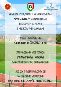 Read more about the article Zaproszenie na mecz Dębu!