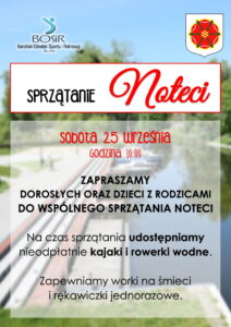 Read more about the article Sprzątanie Noteci