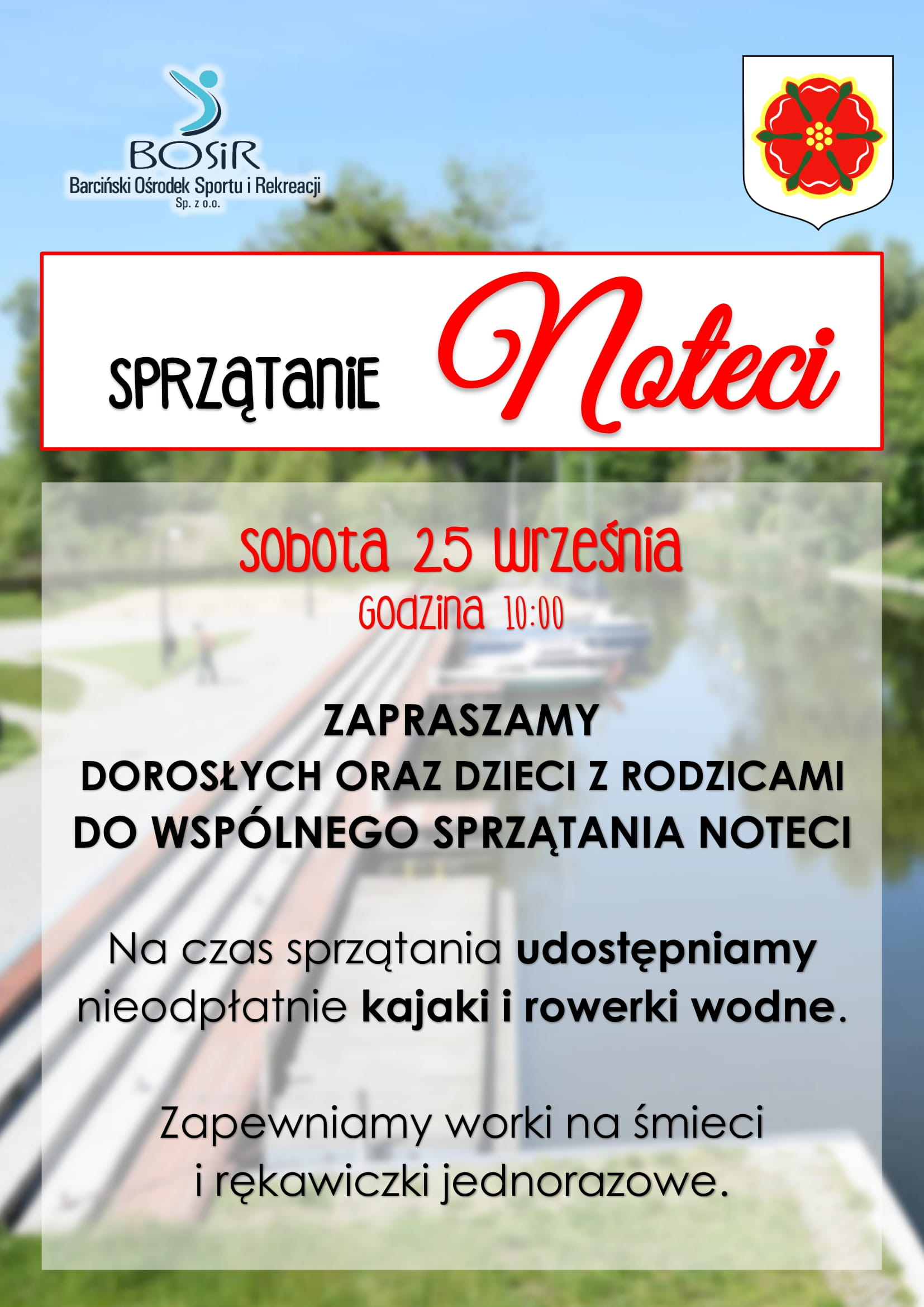 You are currently viewing Sprzątanie Noteci