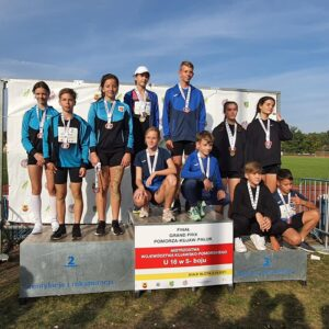Read more about the article Relacja Lekkoatletyczna 3-10-2021
