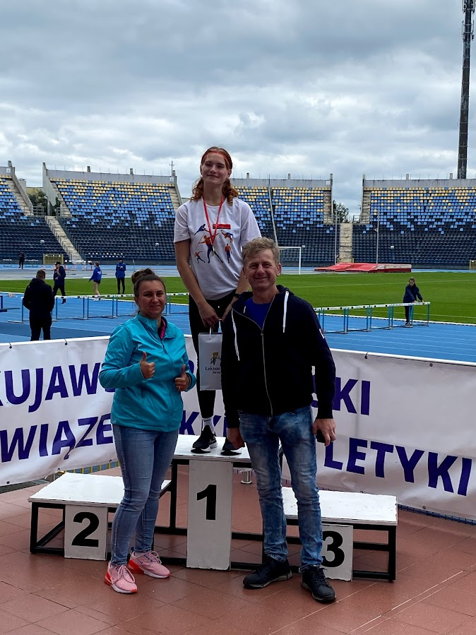 Read more about the article Relacja Lekkoatletyczna 20-09-2021